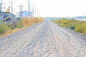 picture of dirt road  - dirt road  - JPG