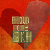 foto of sikh  - Proud to be sikh - JPG