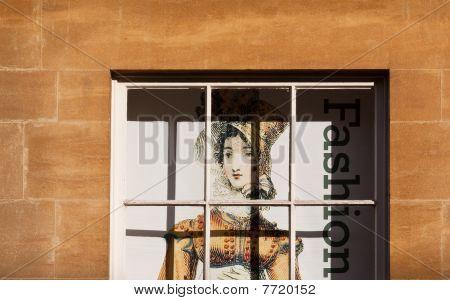 Bath Window Frame