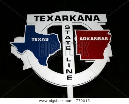 Texarkana Sign
