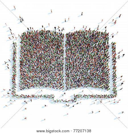 Symbol of a Book.