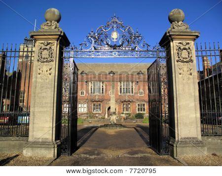 Westminster College Cambridge University