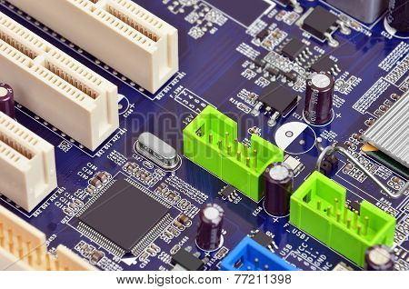 Computer motherboard, DOF