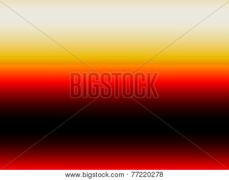 Abstract Gold Red Background