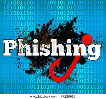 Phishing Binary Background