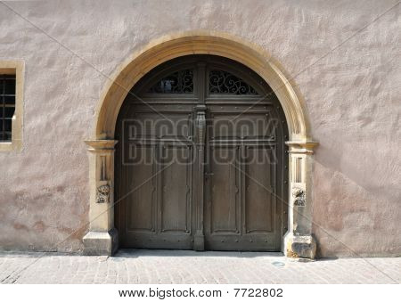 Image Of Ancient Doors