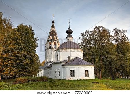 Cathedral of the Assumption. Ples, Golden Ring of Russia