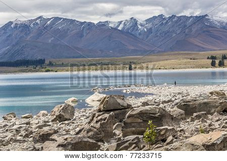 Lake Tekapo, South Island, New Zealand