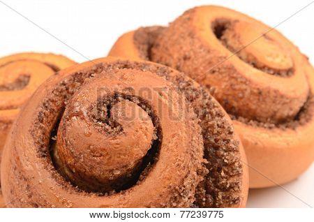 Fresh Sweet Homemade Cinnamon Rolls