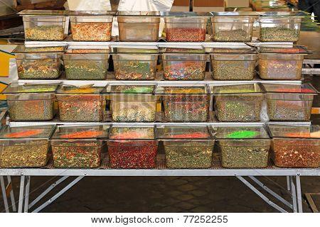 Spices Market