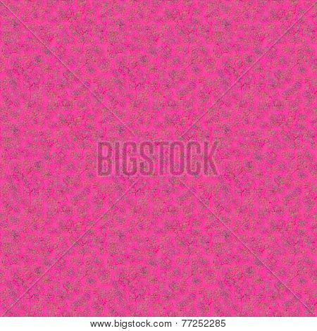 Pink floral decorative spring background