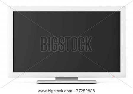 White Led Or Lcd Tv
