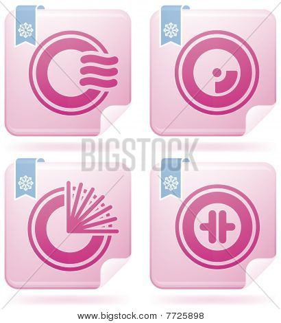 Miscellaneous Flamingo Icons