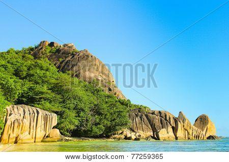 Anse Source d'Argent Magnificent Seychelles