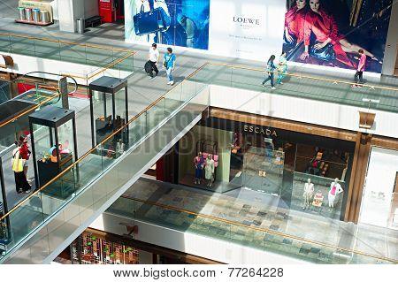 Marina Bay Mall, Singapore