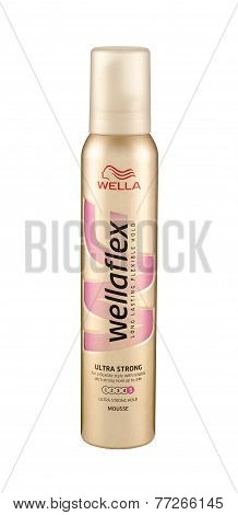 Wellaflex Mousse Ultra Strong Hold 200 Ml
