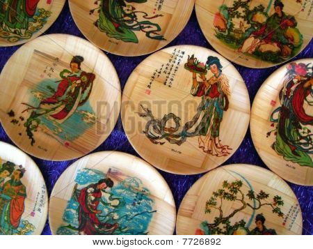 Chinese Plates
