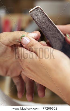Grinding Nails