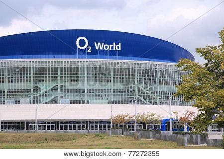 Berlin O2 World Arena