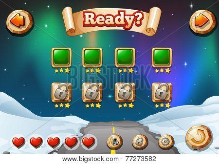 A hitech computer game