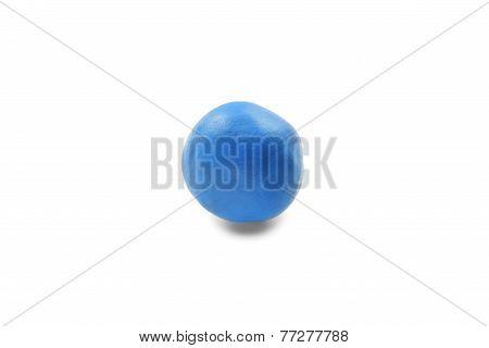 Plasticine Ball
