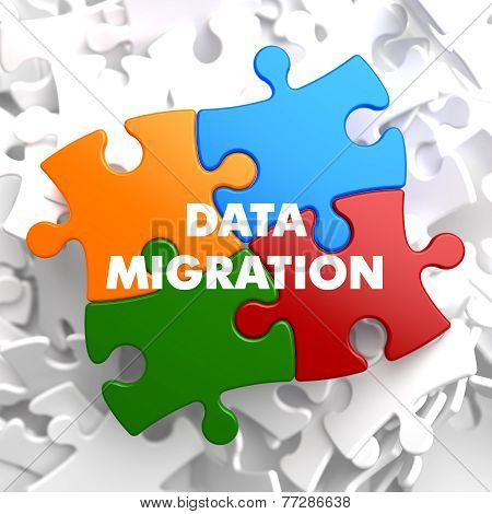 Data Migration on Multicolor Puzzle.