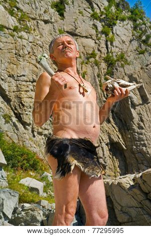 Man In Loin-cloth
