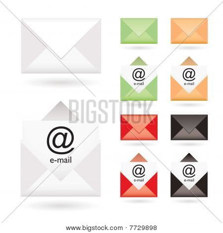 Email Icon Collection