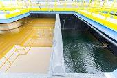 image of defecate  - Rainwater treatment plant  - JPG