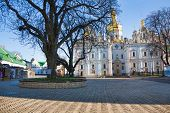 picture of kiev  - Kiev Pechersk Lavra, Cathedral of the Dormition in Kiev, Ukraine