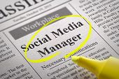 pic of newspaper  - Social Media Manager Jobs in Newspaper - JPG