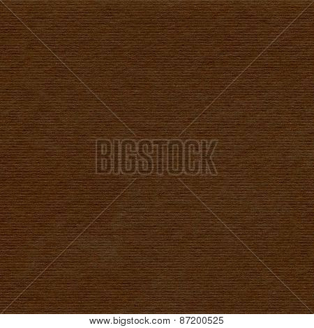 Blank Sheet Of Brown Paper