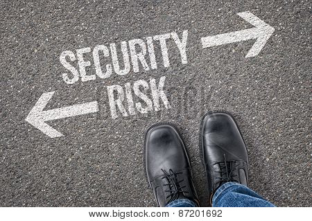 Decision At A Crossroad - Security Or Risk