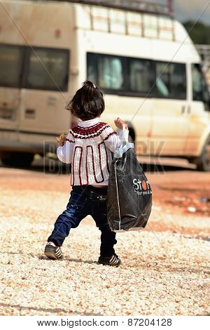 Return Into Kobane