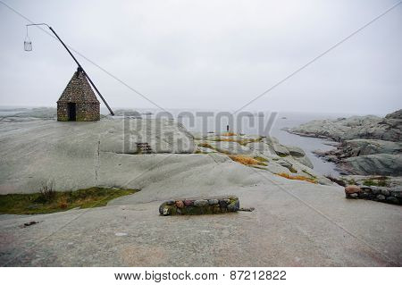 World's End in Tjome (Verdens Ende), Norway
