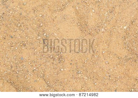 Sand Background Or Texture