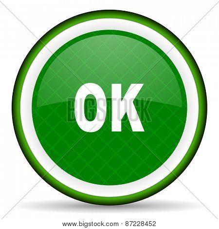 ok green icon