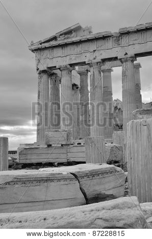 Parthenon View
