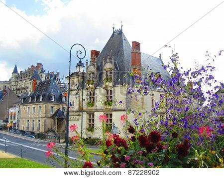 Fairytale spring palace