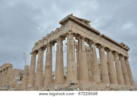 Ancient Parthenon