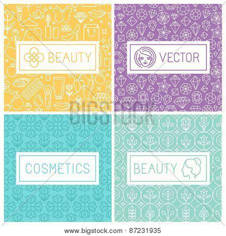 Vector Beauty Labels