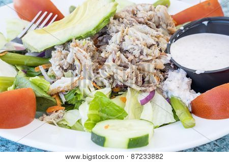 Blue Crab Salad
