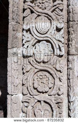 Arequipa Architecture Details