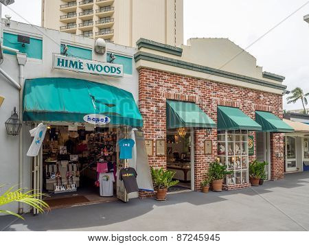 King's Village, Waikiki