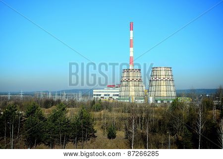 Vilnius Energy (vilniaus Energija) Energy Producer In The City