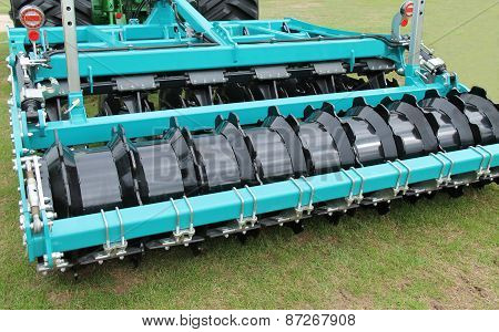 Disc Harrow.