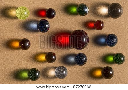 Marbles Shadows