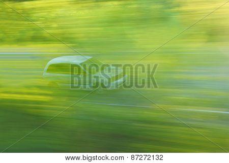 Motion Car