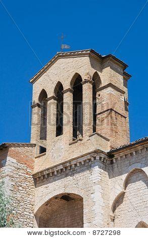 St. Secondo Monastery. Gubbio. Umbria.