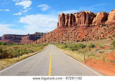Utah State Road